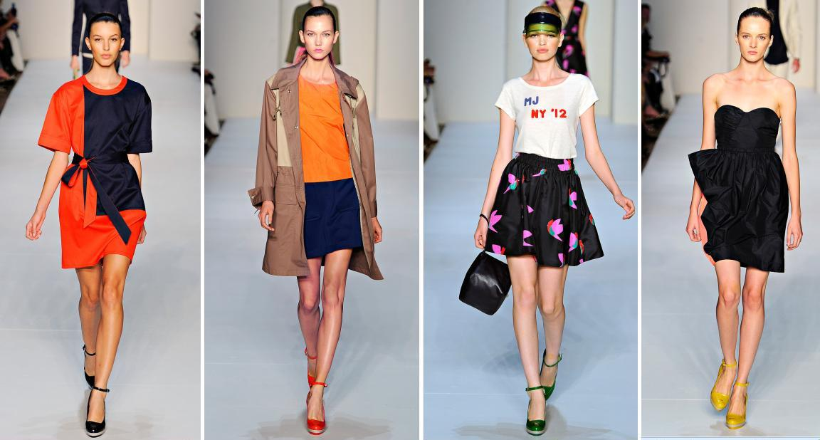 Marc by Marc Jacobs Spring 2012 l New York Fashion Week  