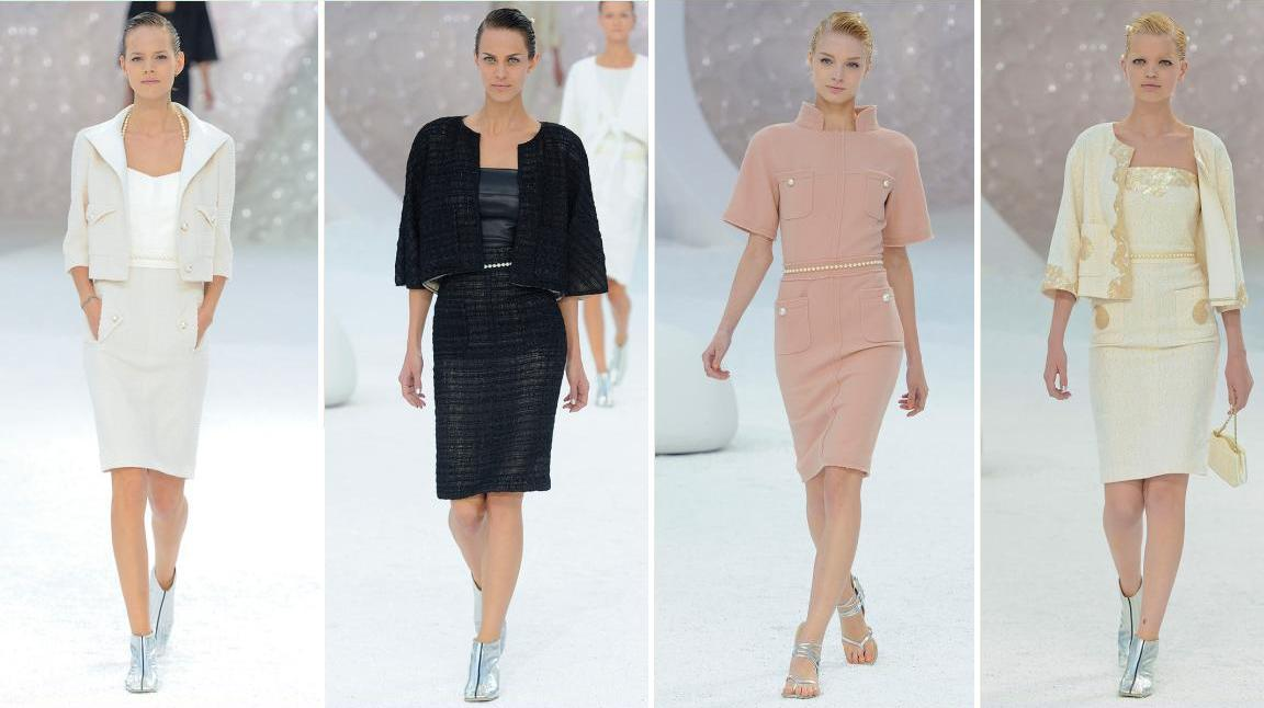 Chanel Spring 2012 Collection l Paris Fashion Week |