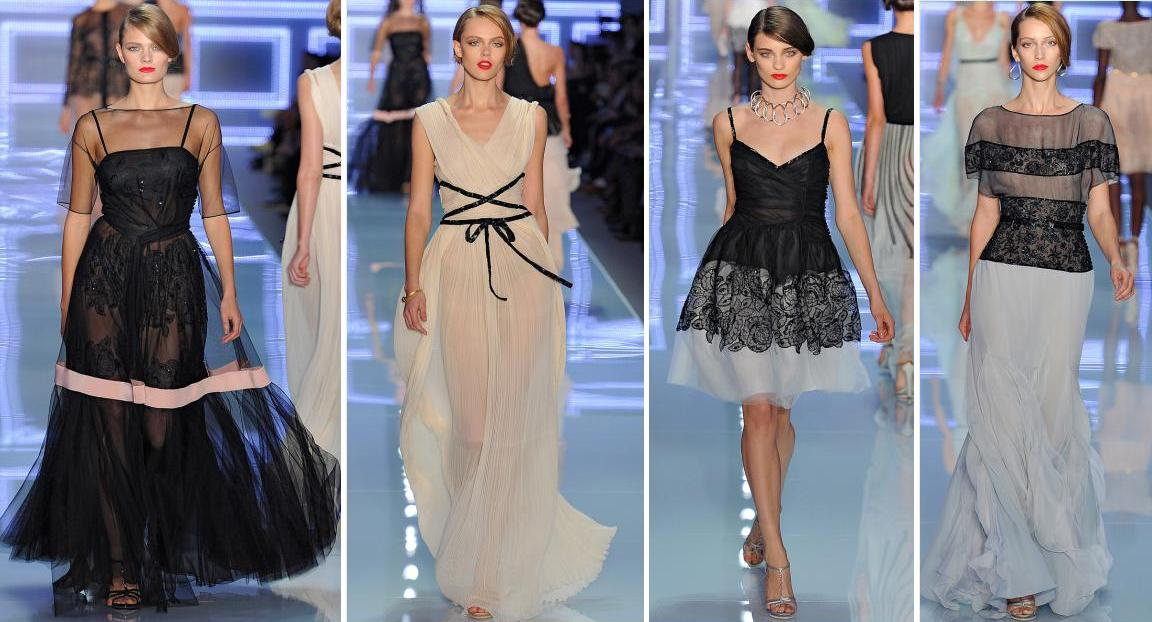 Christian Dior High Fashion Spring-Summer 2011, Paris Fashion Week