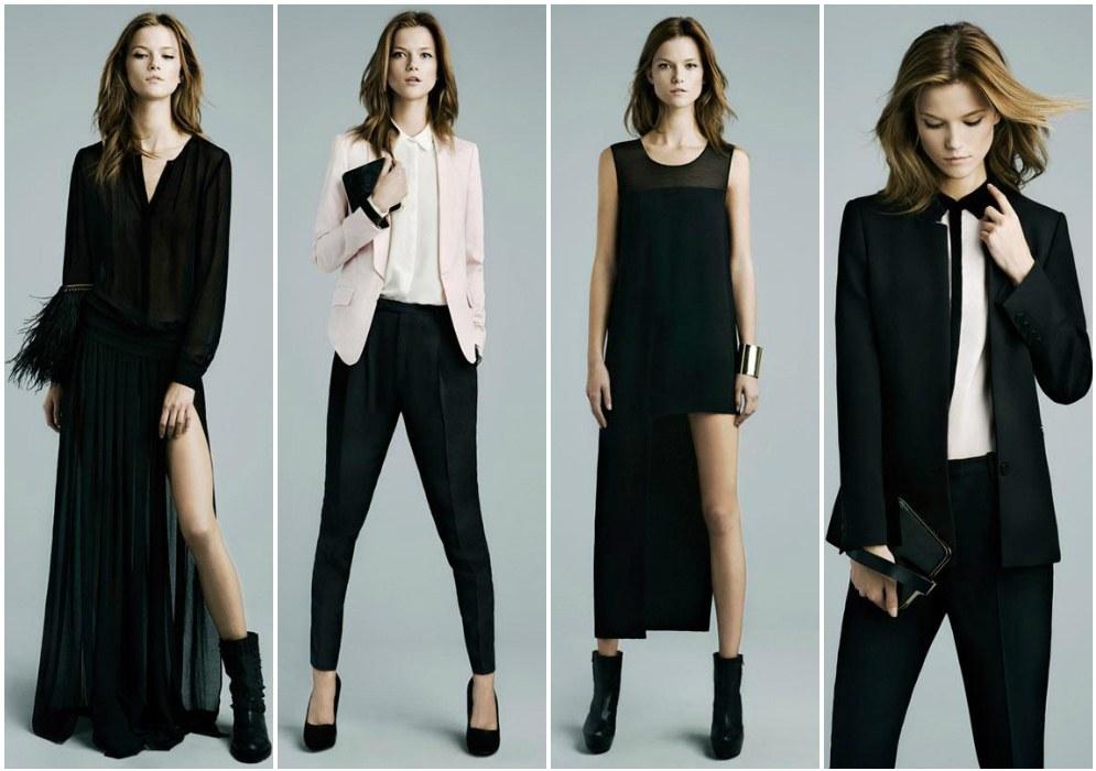 1853a54d Zara Evening 2011 Lookbook