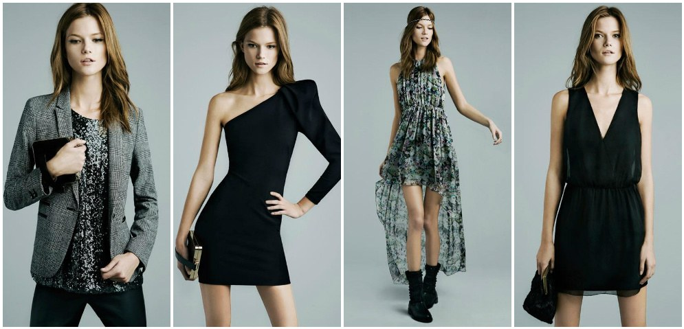 Zara Evening 2011 Lookbook |
