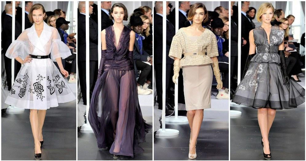 Christian Dior Spring 2012 Couture l Paris Haute Couture  