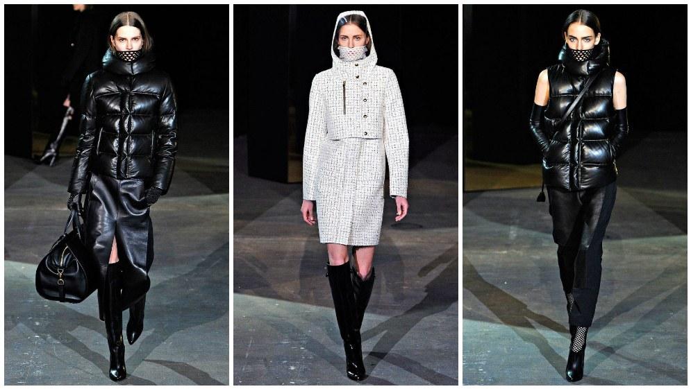 Fashionable Women's Geometrical Elastic Waist Bodycon Leggings