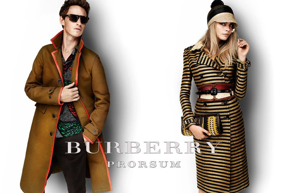strengths of burberry